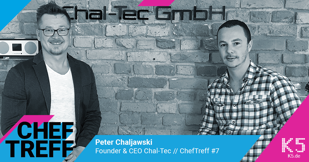 Die Chal-Tec Story: Mit DJ-Equipment zum 125 Millionen Business
