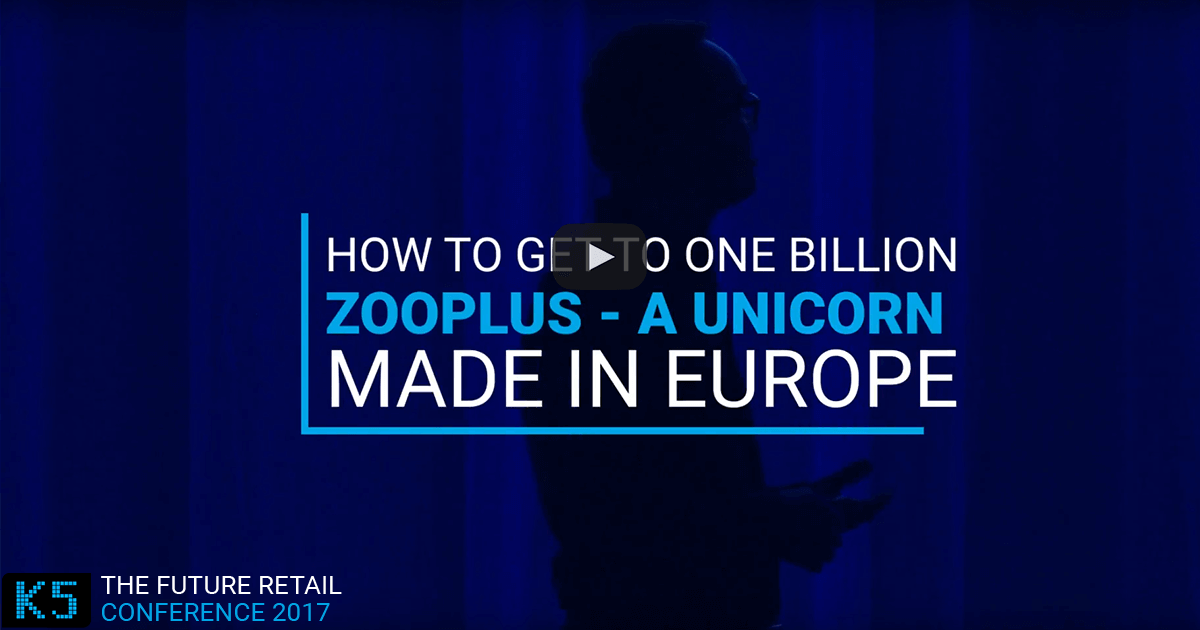 How to get to one Billion, Zooplus - A Unicorn Made in Europe