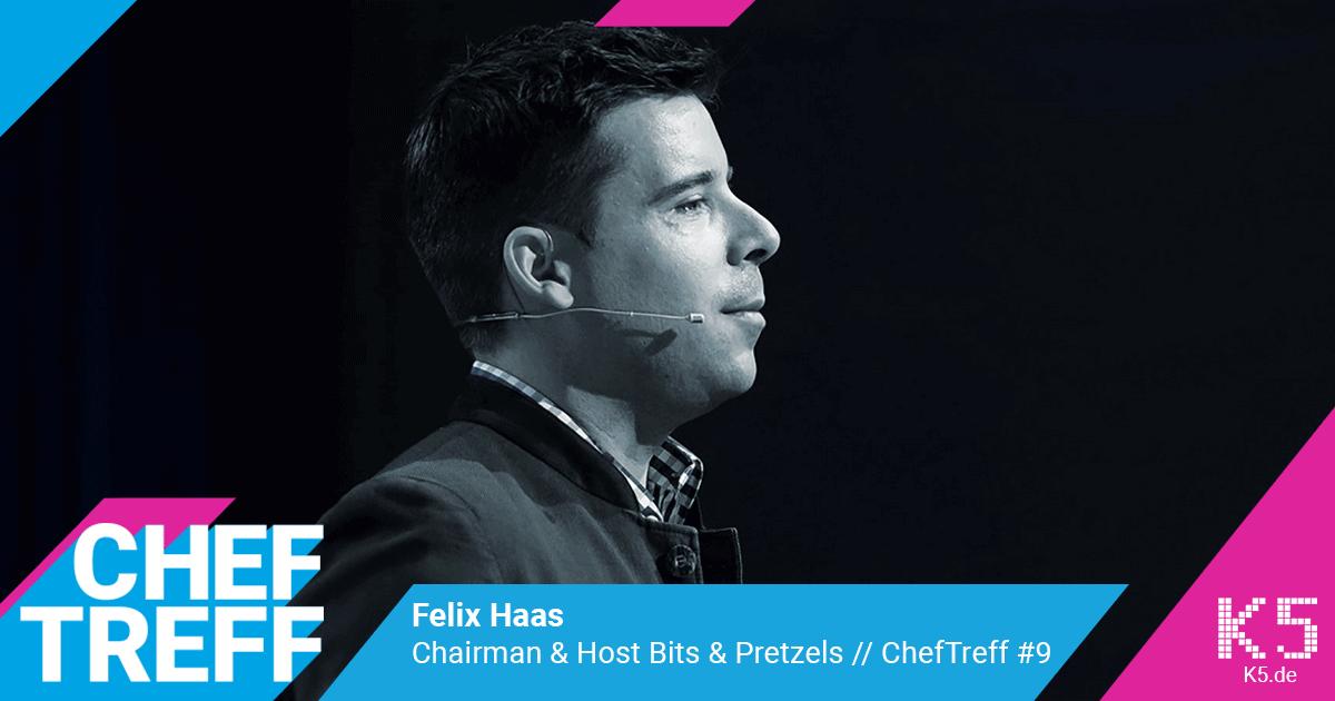 Unternehmerische Talente kommen weiter: Wie Felix Haas seine Doppelrolle als Gründer und Seed Investor meistert