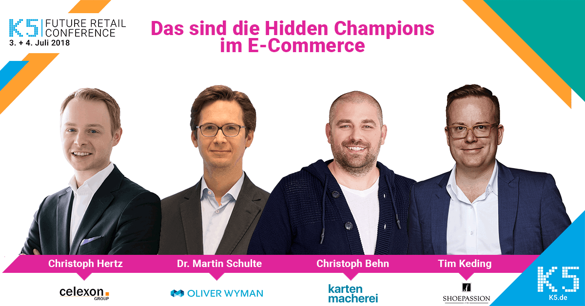 Das sind die Hidden Champions im E-Commerce