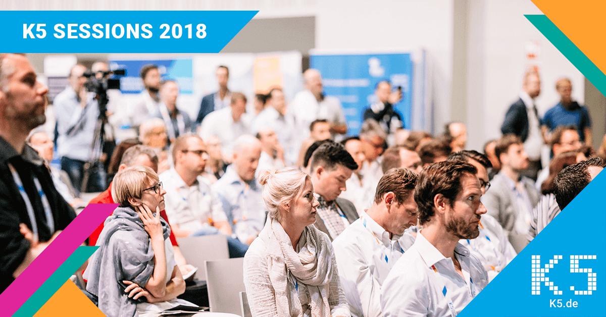K5 Sessions 2018: Logistiklösungen, Marktplatz und Plattformen