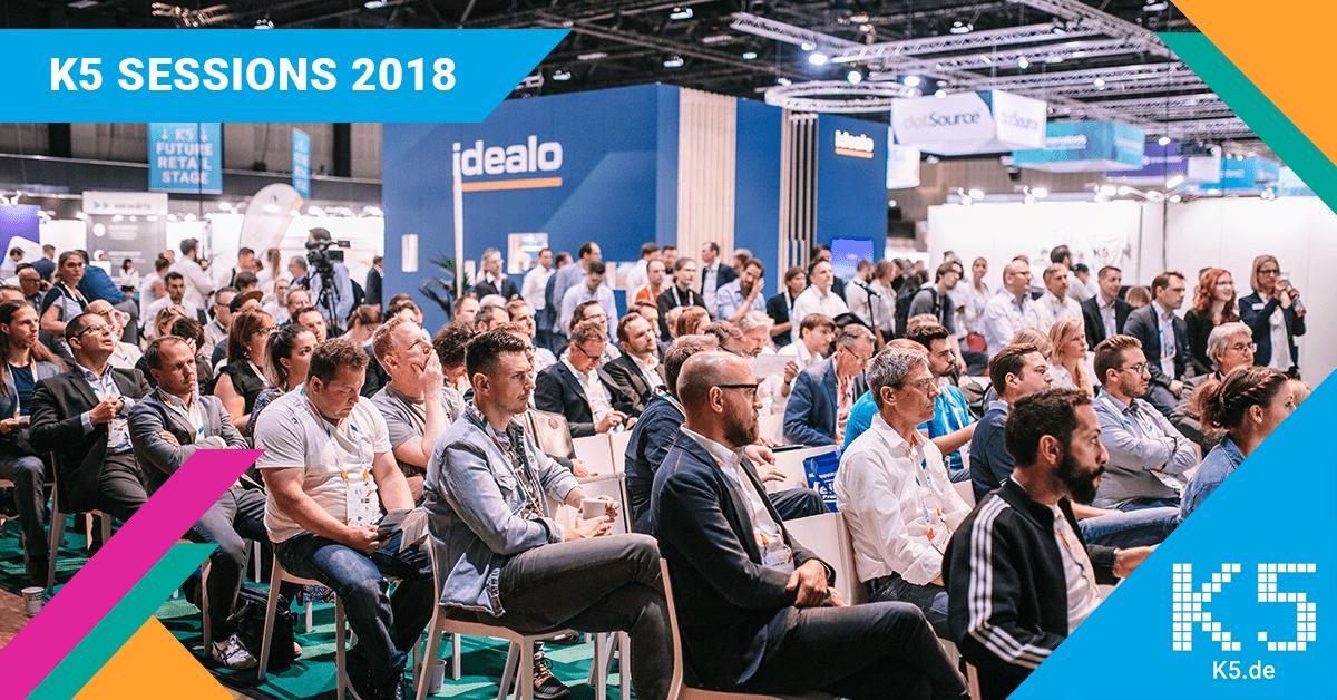 K5 2018 Session Rückblick: Customer Centricity