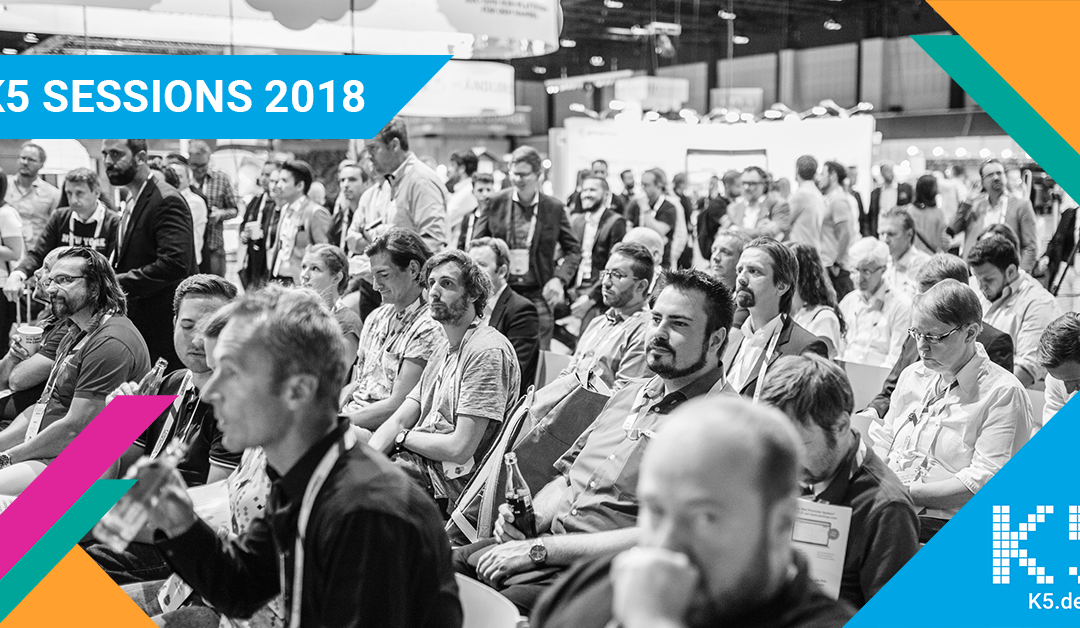 K5 Sessions 2018: Payment und Personalisierung
