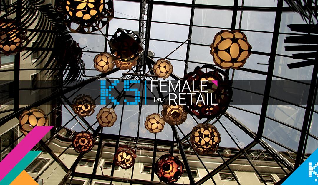 K5 FEMALE in RETAIL: Der Rückblick zum Kick-off
