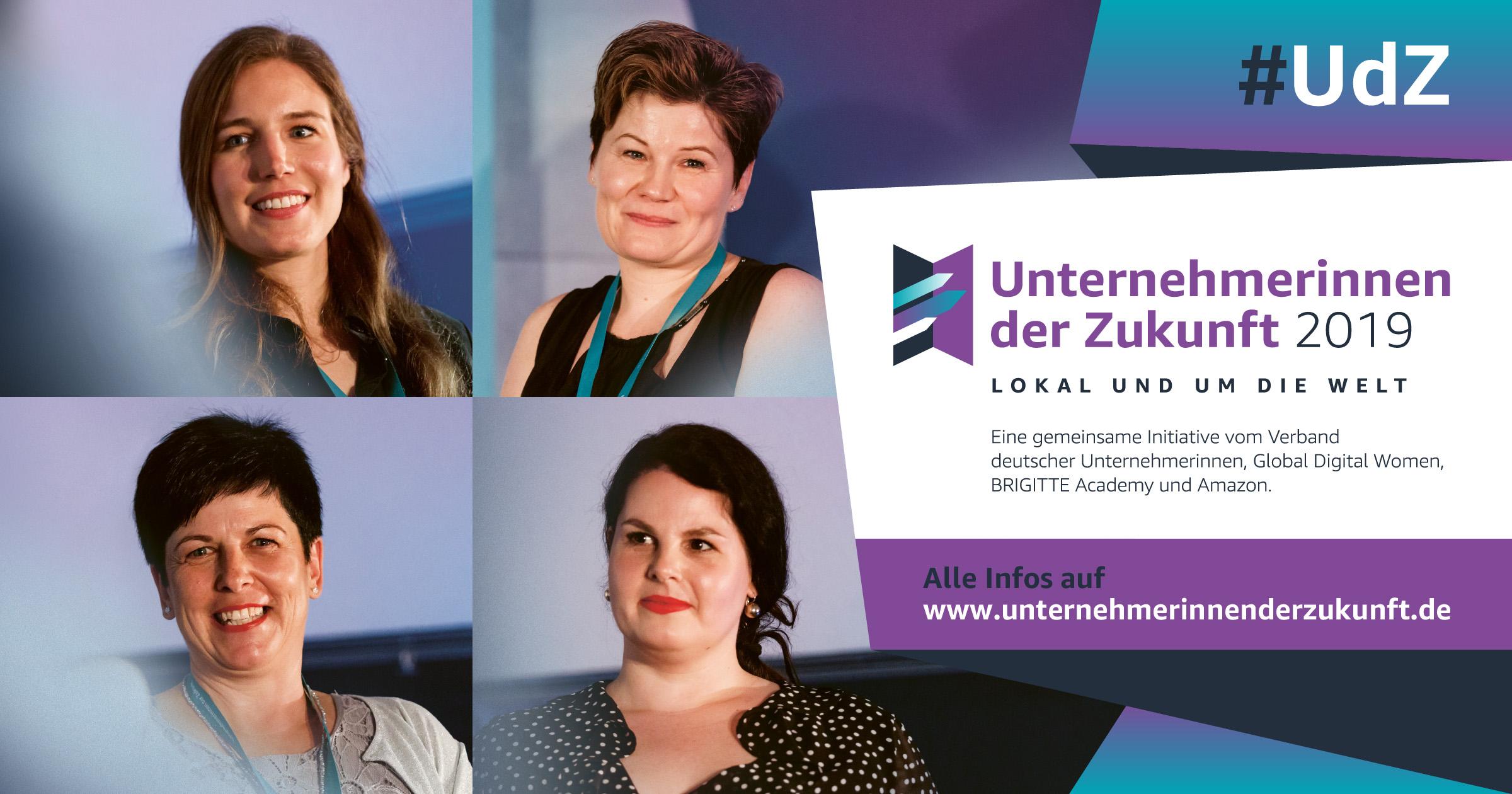 Unternehmerinnen der Zukunft 2019, Lokal und um die Welt