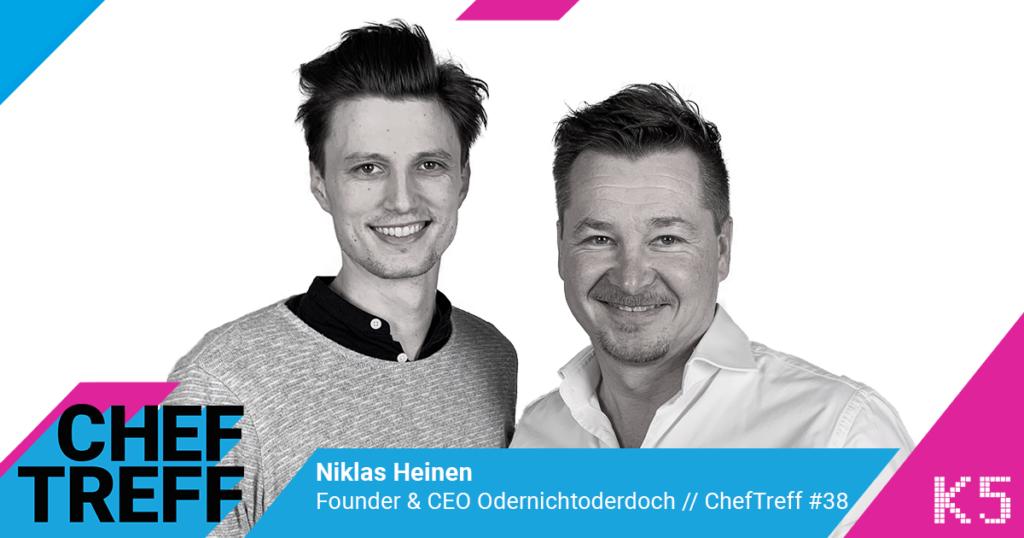 Odernichtoderdoch - Social Branding on Instagram