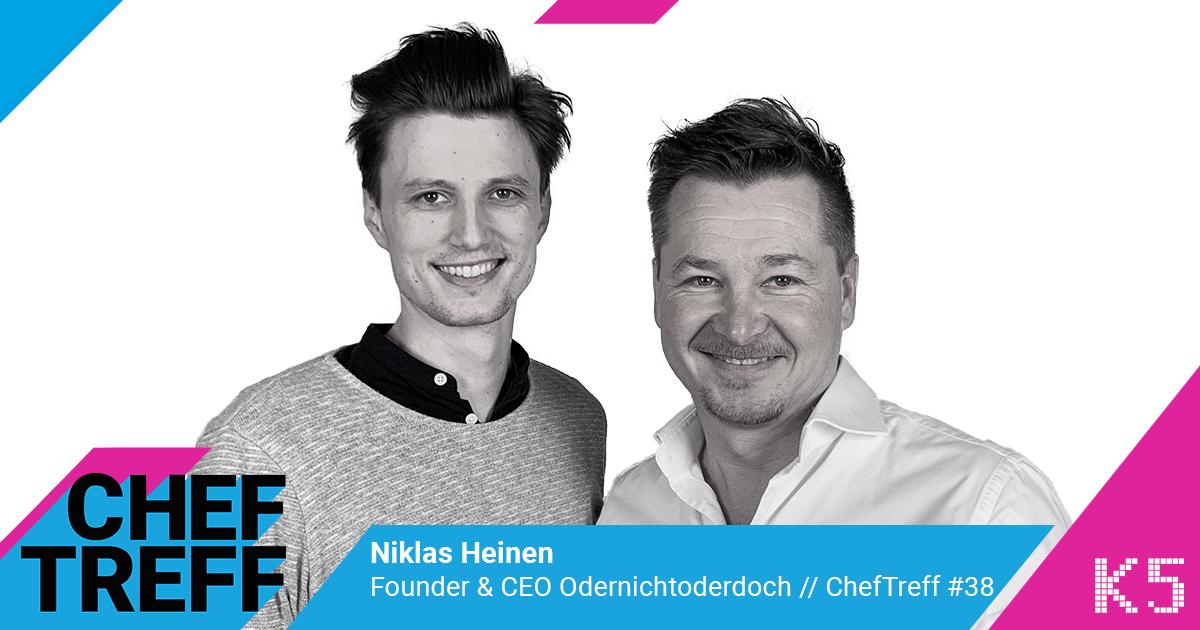 Odernichtoderdoch – Social Branding on Instagram?