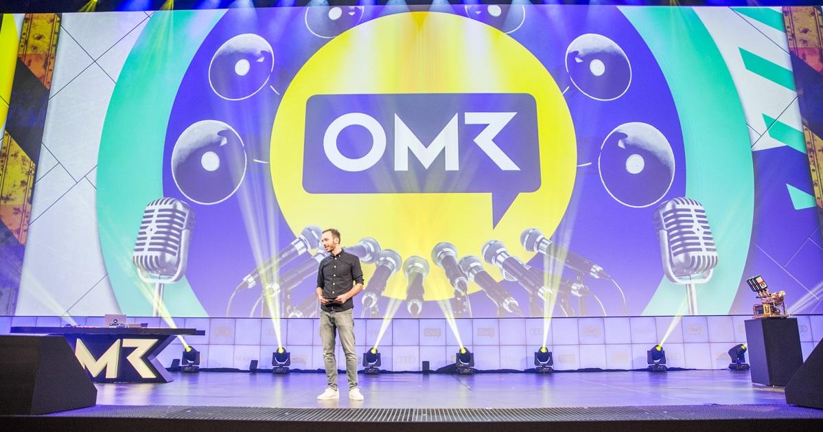 OMR Festival 2019 Bühne