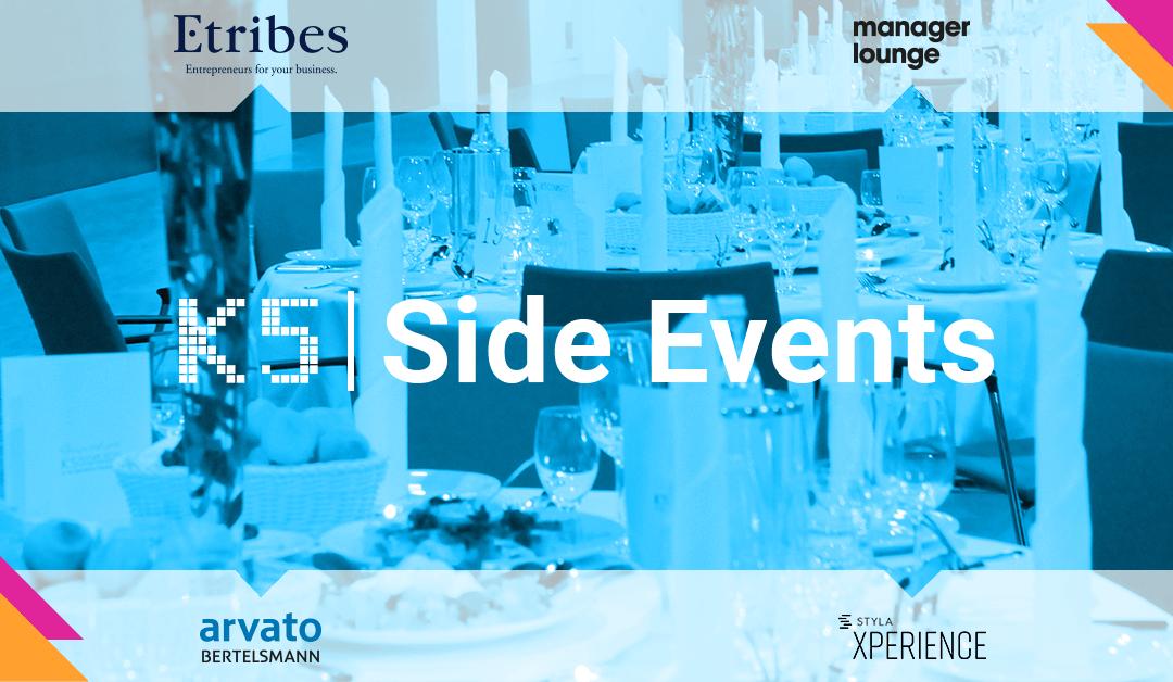 Die exklusiven K5 Side-Events 2019