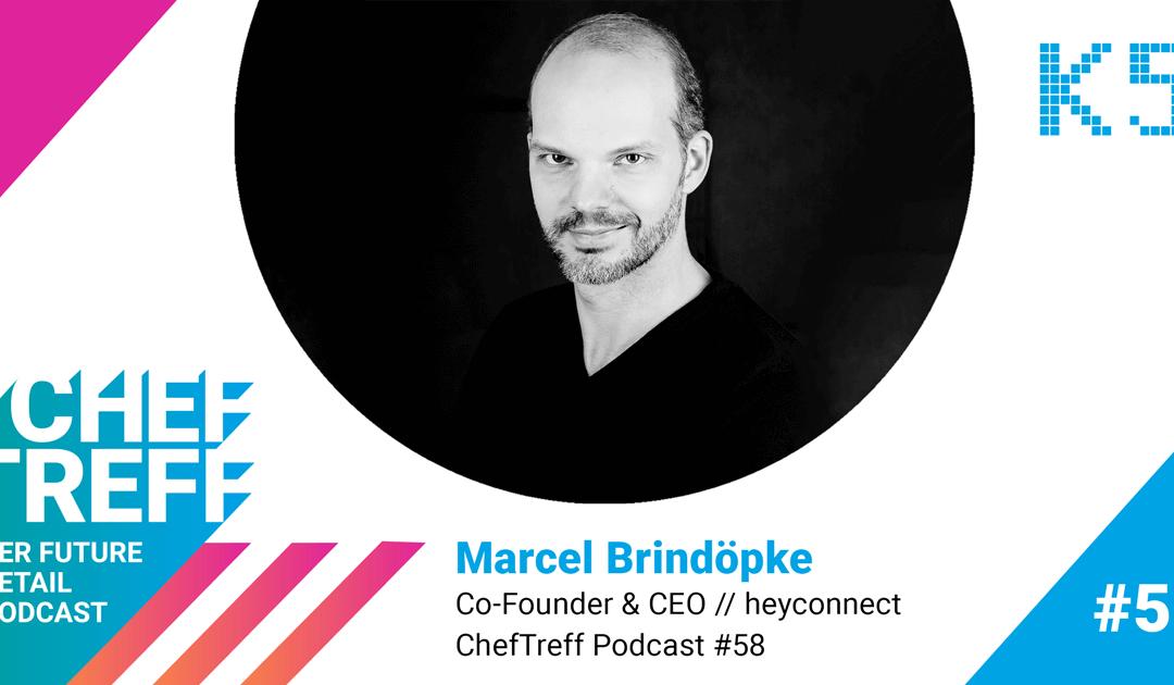 Zentrale Schnittstelle zwischen Plattformen und Hersteller – Interview mit Marcel Brindöpke, Co-Founder & CEO heyconnect