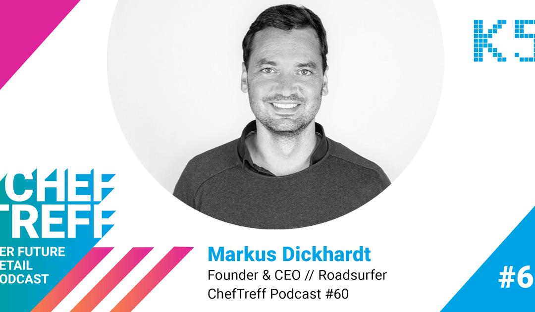 Freiheit als grenzüberschreitendes Bedürfnis der Zielgruppe – Interview mit Markus Dickhardt von Roadsurfer