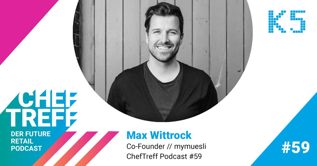 Warum die Coaching Class ein Herzensprojekt ist – Interview mit Max Wittrock, Co-Founder mymuesli