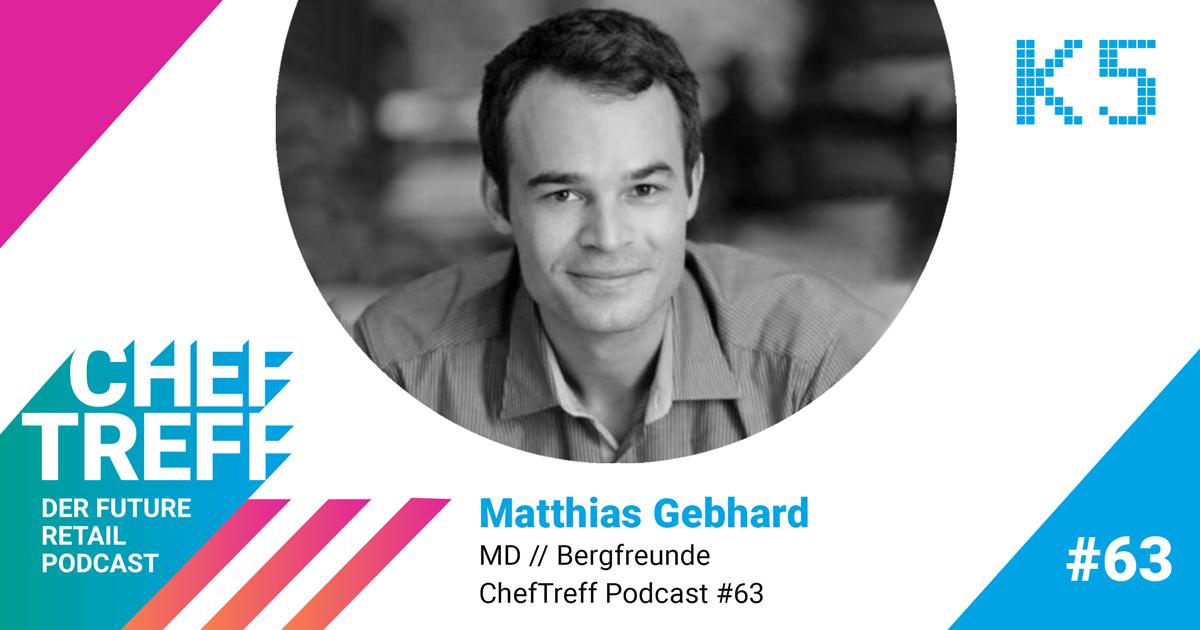 Goldene Regel: Wir verkaufen keinen Schrott – Interview mit Matthias Gebhard von Bergfreunde