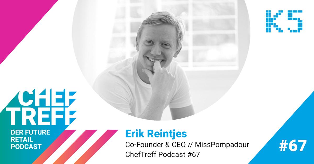 Wenn Ausprobieren zum rasanten Erfolg wird – Interview mit Erik Reintjes von MissPompadour