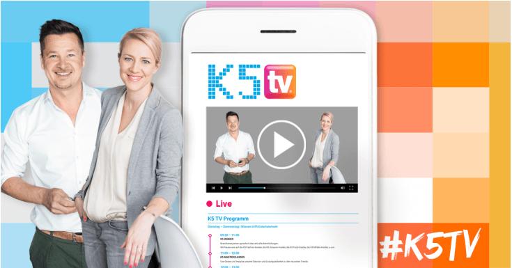 K5 TV: Dein TV-Programm rund um E-Commerce