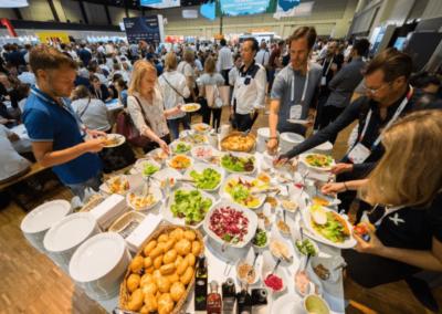 Büffet K5 Konferenz 2019