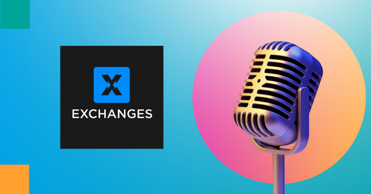 Exchanges Podcast mit Mirkofon