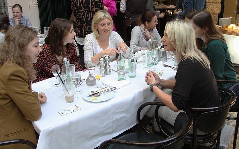 Austausch Frauen Netzwerk
