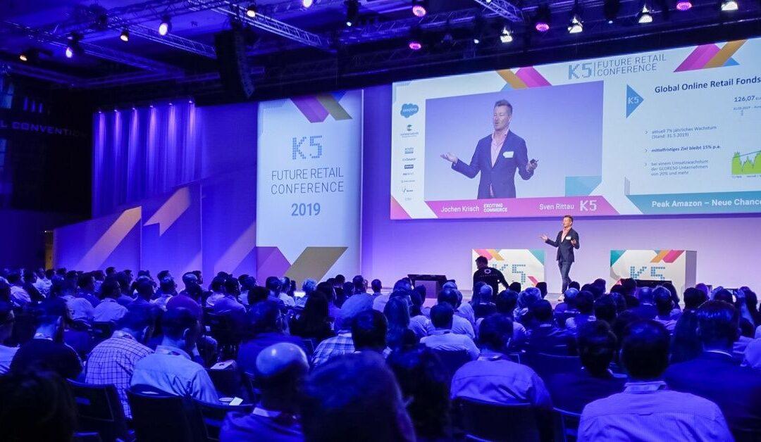 K5 FUTURE RETAIL CONFERENCE – Corona Update 2021