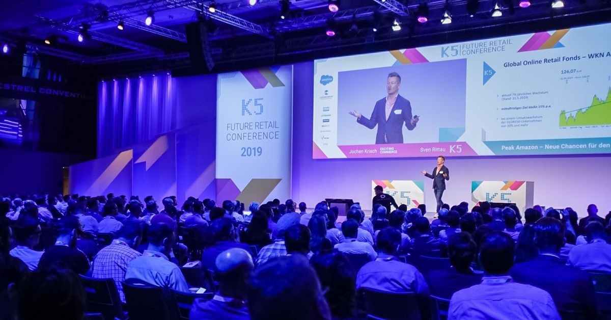 K5 FUTURE RETAIL CONFERENCE – Corona Update 2021