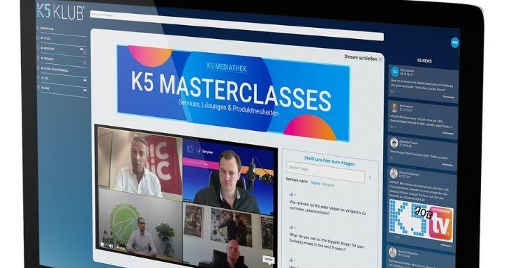 Masterclasses K5 TV