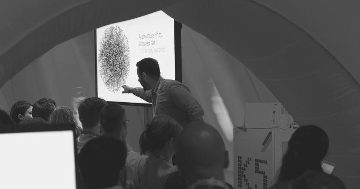 Bild von Masterclass auf der K5 Konferenz 2019