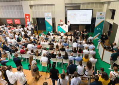 commercetools stage Vortrag 2019
