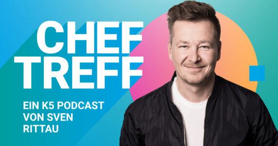 Der ChefTreff Podcast von Sven Rittau