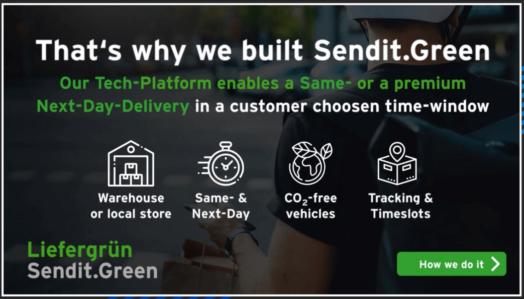 liefergrün ermöglicht same day oder premium lieferung