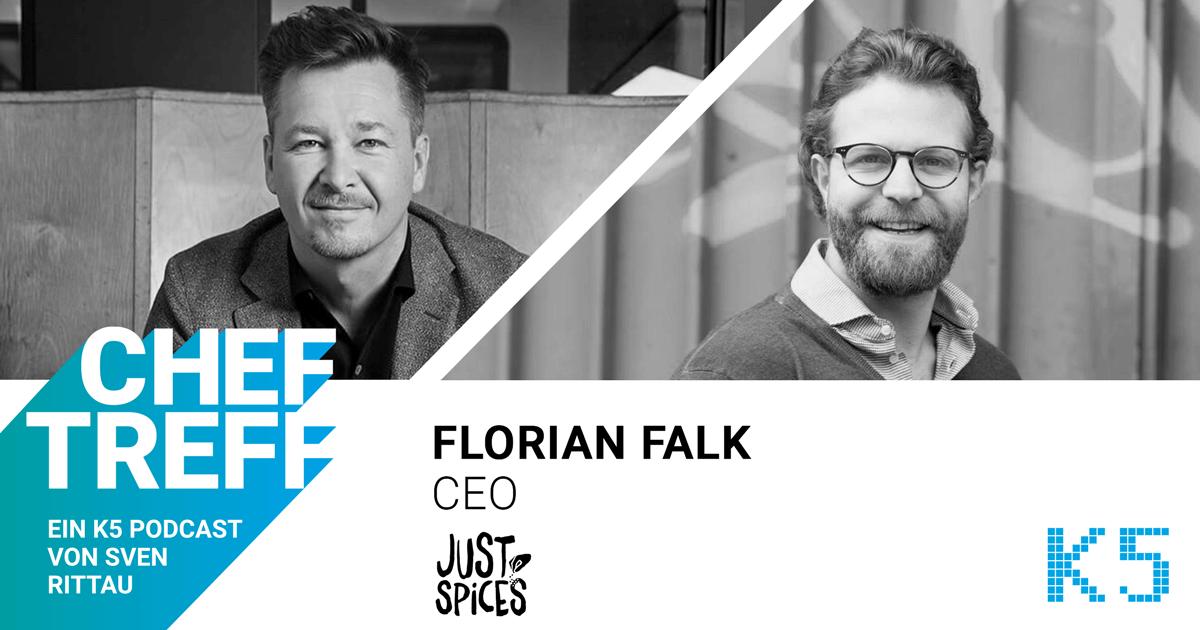 Florian Falk Just Spices