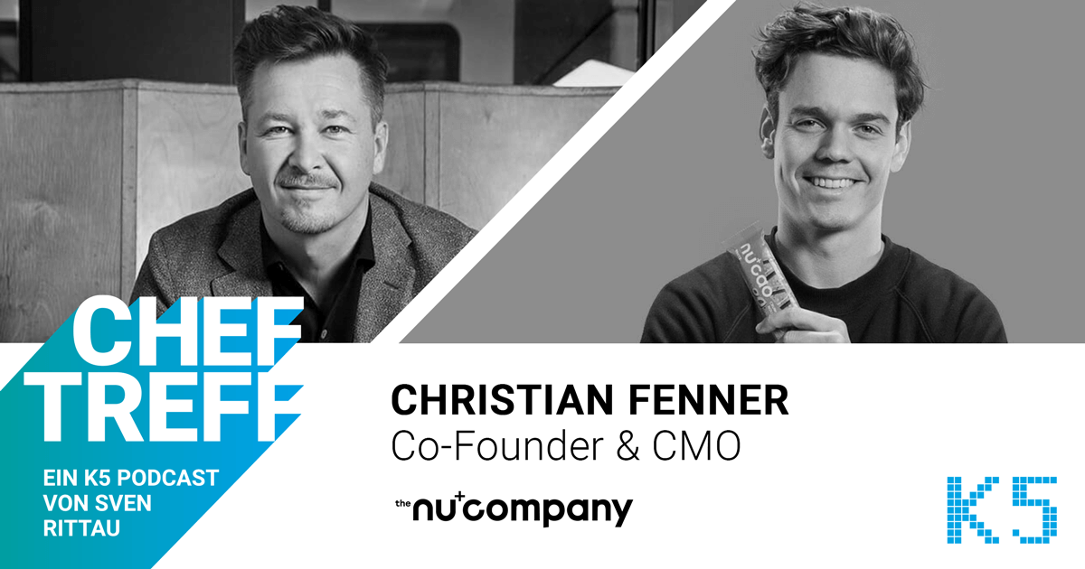 The nu company, Christian Fenner