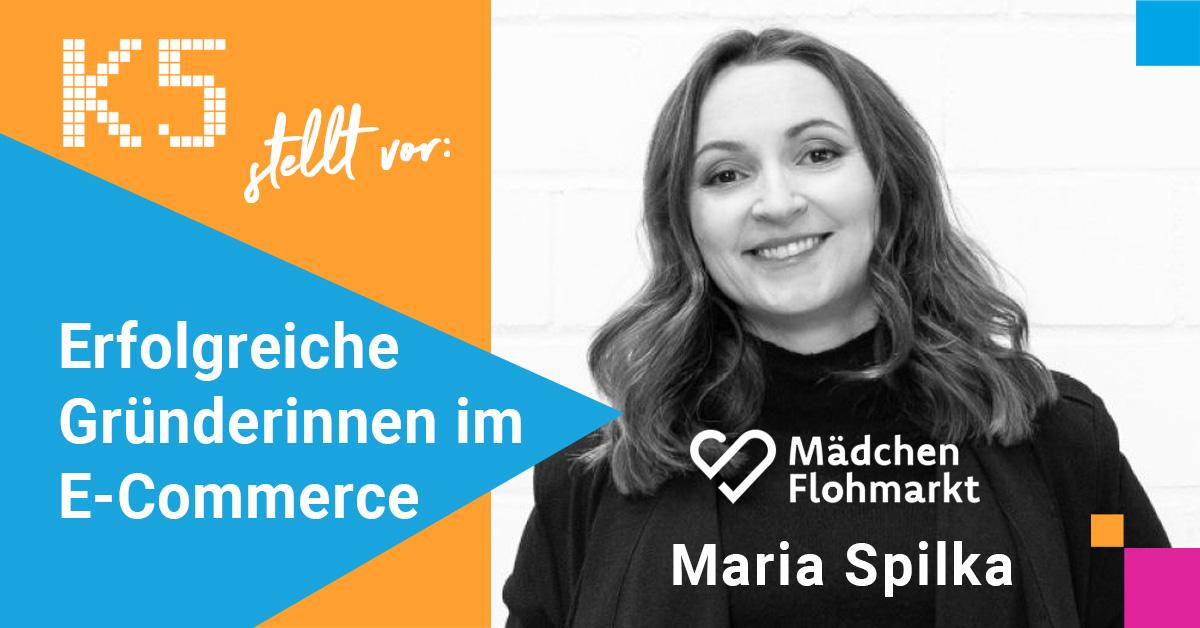 Maria Spilka: Mädchenflohmarkt – der sozialökonomische Erlebnismarkt im Netz